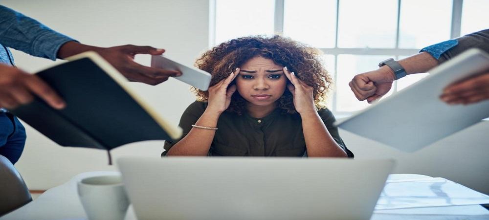استرس درمان علت و علائم مرکز مشاوره نوروفیدبک و روانشناسی کرانه خرد